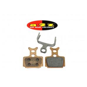 A2Z AZ-330S Formula Mega & THE ONE/ R1/RX/R0 Gold klocki hamulcowe