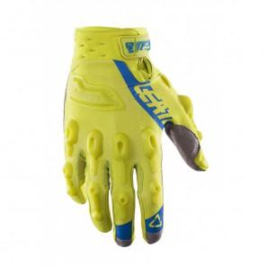 Leatt (2017) Wyprzedaż Rękawice Model Dbx 5.5 Lite Neon Yellow/blue Kolor żółty Fluo/niebieski Rozmiar M