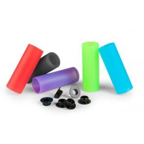 Nakładka na peg Sleeve plastikowa, niebieska, długość pega: 110mm, 1 szt.