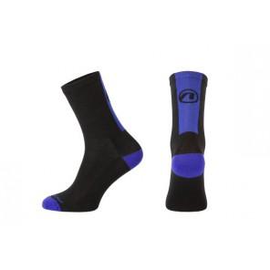 Skarpetki ACCENT Stripe czarny/niebieski