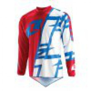 ATOM LITE JERSEY CHARGE RED L