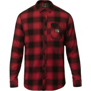 Koszula Fox Longview Ltwt Flannel Rio Red L