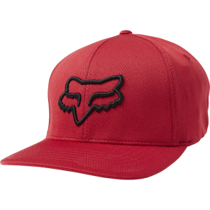 Czapka Z Daszkiem Fox Lithotype Flexfit Dark Red L/xl