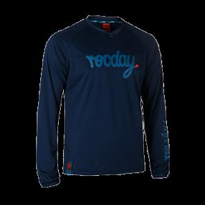 Rocday Bluza EVO  granatowy - czerwony XS
