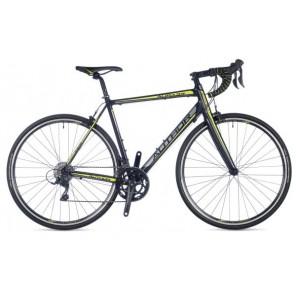AURA 33 500 czarno-żółty, rower AUTHOR'18