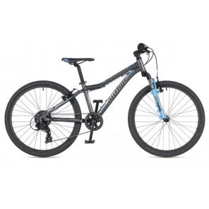 """A-MATRIX SL 24 12,5"""" grafitowo/niebieski, rower AUTHOR'19"""