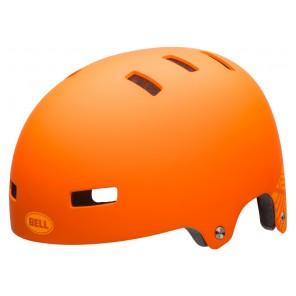 BELL LOCAL kask bmx pomarańczowa