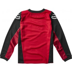 Bluza Fox Junior 180 Prix Flame Red Ks