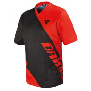 DAINESE BASANITE S/S - BLACK/RED