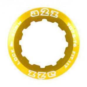 Lock ring Shimano/Sram 11T złoty