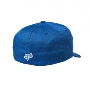 Czapka z daszkiem FOX Junior Flex 45 Flexfit niebieski