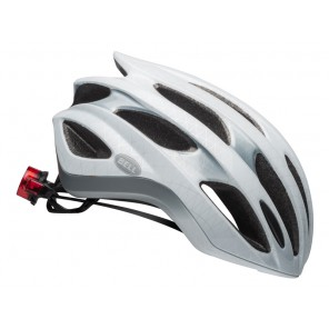Kask szosowy BELL FORMULA LED INTEGRATED MIPS slice matte white silver black roz. M (55-59 cm) (NEW)