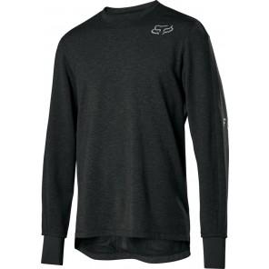 Koszulka Rowerowa Fox Z Długim Rękawem Ranger Thermo Black