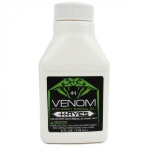 Płyn hamulcowy Venom HAYES mineralny 120ml