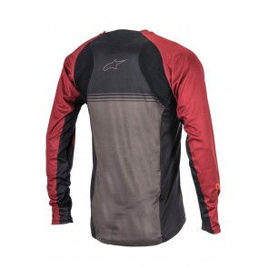 ALPINESTARS MESA LS JERSEY BLACK RIO RED