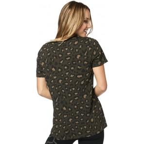 T-shirt Fox Lady Wild Child Dirty