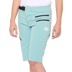 Szorty damskie 100% AIRMATIC Women's Shorts seafoam