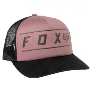 Czapka z daszkiem FOX Lady Pinnacle Trucker OS purple haze