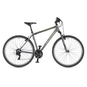 "HORIZON 29 22"" grafitowo(mat)/grafitowy(mat), rower AUTHOR'19"