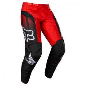Spodnie FOX 180 Honda Black/Red