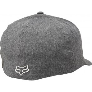 Czapka Z Daszkiem Fox Barred Flexfit Dark Grey S/m