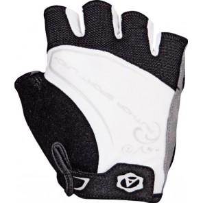 Rękawiczki kolarskie AUTHOR Lady Comfort Gel czarno-białe S