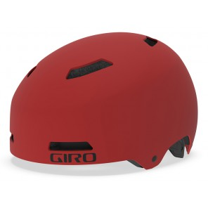 Kask bmx GIRO QUARTER FS matte dark red roz. S (51-55 cm) (NEW)