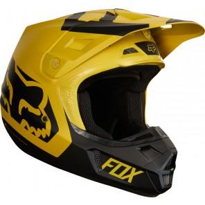 Kask Fox V-2 Preme Dark Yellow L