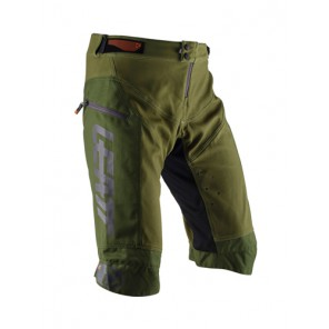 Leatt Spodenki Shorts Dbx 4.0 Forest Kolor Zielony