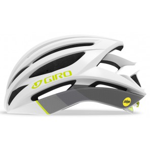 Kask szosowy GIRO SEYEN INTEGRATED MIPS white grey citron roz. M (55-59 cm) (NEW)