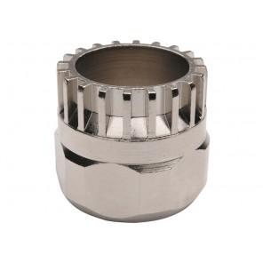Nasada do wkładu suportu WELDTITE CYCLO Bottom Bracket Cartridge Tool - Shimano Fit