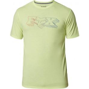T-shirt Fox Cosmic Fheadx Tech Limestone