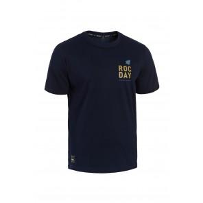 T-shirt ROCDAY Pine granatowy