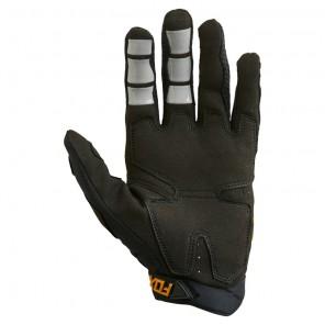 Rękawiczki FOX Pawtector czarny/złoty