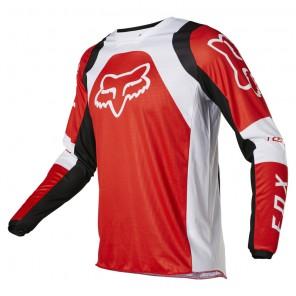 Jersey FOX 180 Lux czerwony