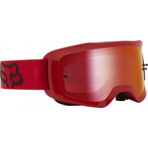 Gogle FOX Main Stray Red (szyba spark red)