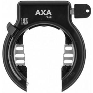 AXA Blokada tylnego koła SOLID BLACK (Non Retractable) czarna