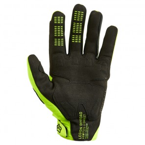 Rękawiczki FOX Legion Thermo CE żółty
