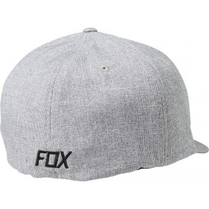 Czapka Z Daszkiem Fox Completely Flexfit Heather Grey S/m