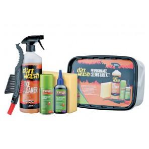 Zestaw do czyszczenia WELDTITE DIRTWASH PERFORMANCE CLEAN & LUBE KIT