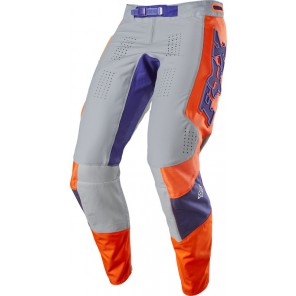Spodnie Fox 360 Linc Grey/orange