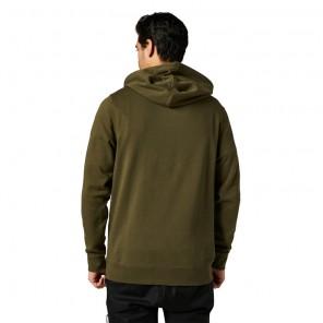 Bluza z kapturem FOX Headspace zielony