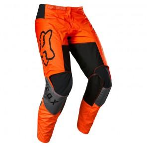Spodnie FOX Lux orange