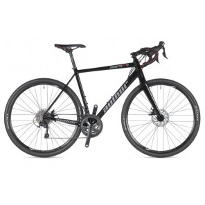 AURA XR 4 500 czarno/czarny, rower AUTHOR'19