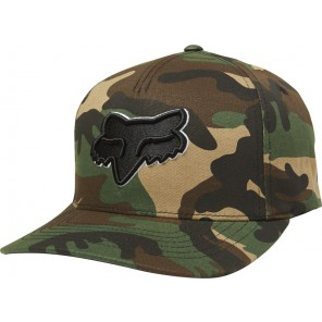 Czapka Z Daszkiem Fox Epicycle Flexfit Green Camo S/m