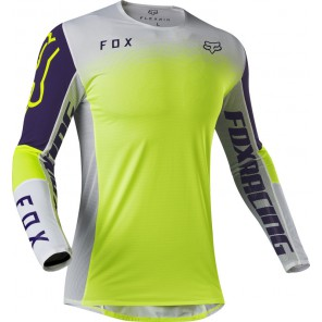 Bluza Fox Flexair Honr Purple/yellow