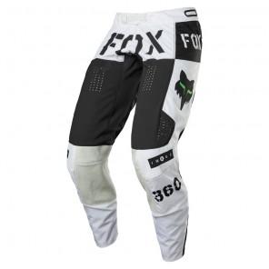 Spodnie FOX 360 Nobyl czarny/biały