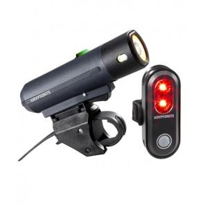 Kryptonite Zestaw lamp STREET F-450 / AVENUE R-50
