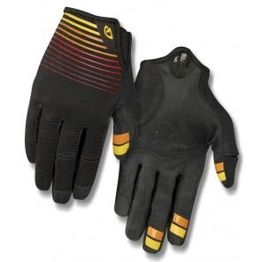 Rękawiczki męskie GIRO DND długi palec heatwave black roz. XL (obwód dłoni 248-267 mm / dł. dłoni 200-210 mm) (NEW)