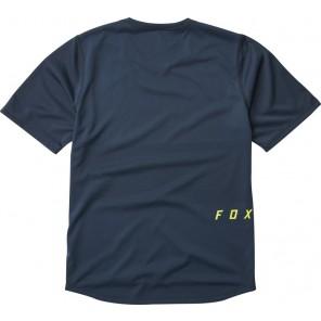 Koszulka Rowerowa Fox Junior Ranger Navy Yxl